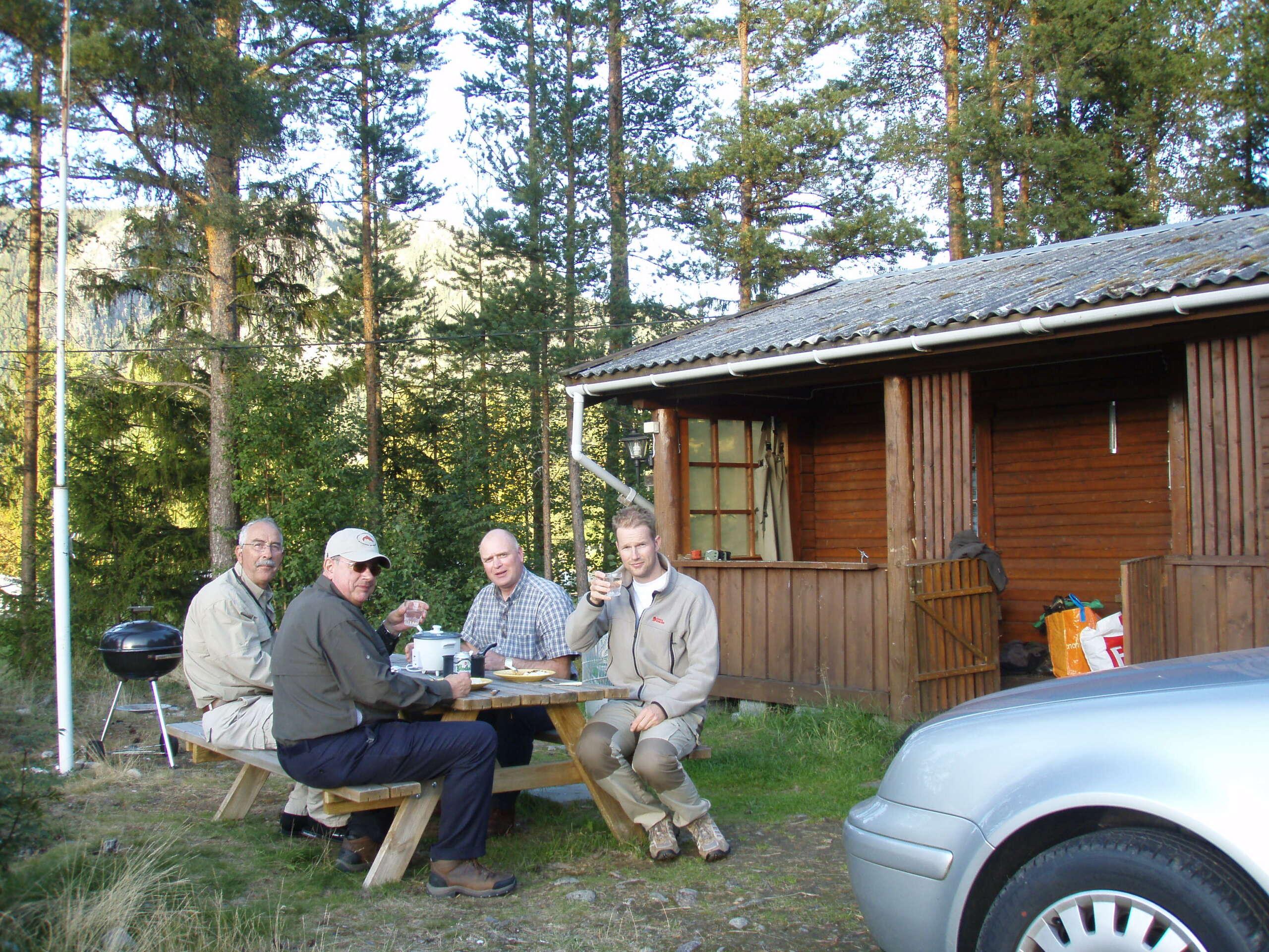 Noorwegen… een indruk van Dick, Rudolf en Sander…